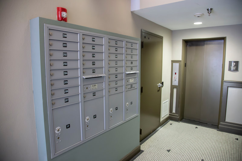 Beymer Office Suites Mailboxes