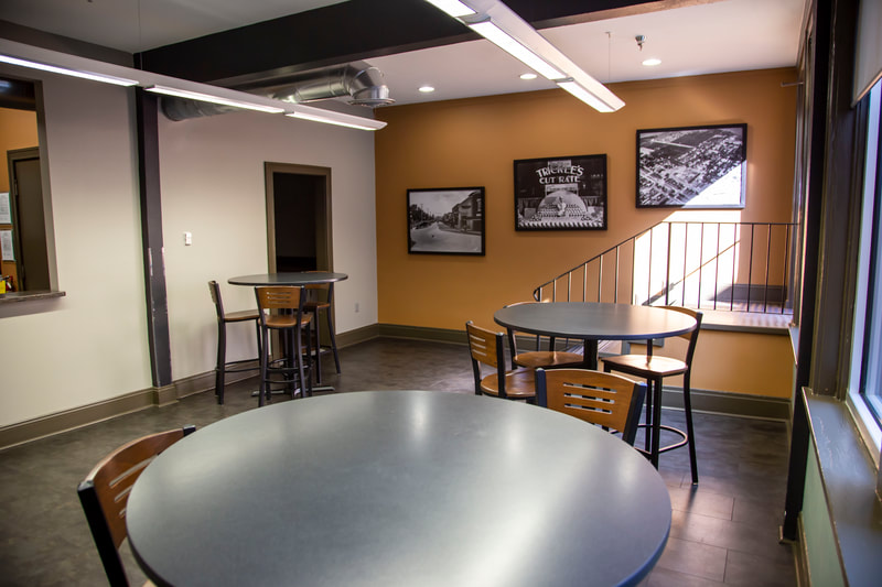 Beymer Office Suites Dining Area